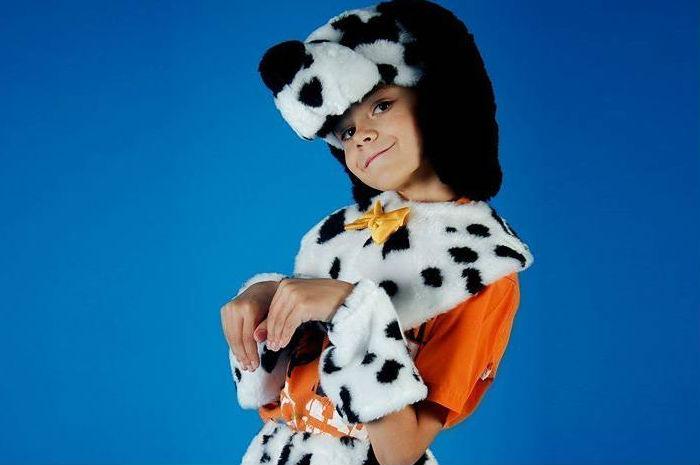 костюм собаки своими руками