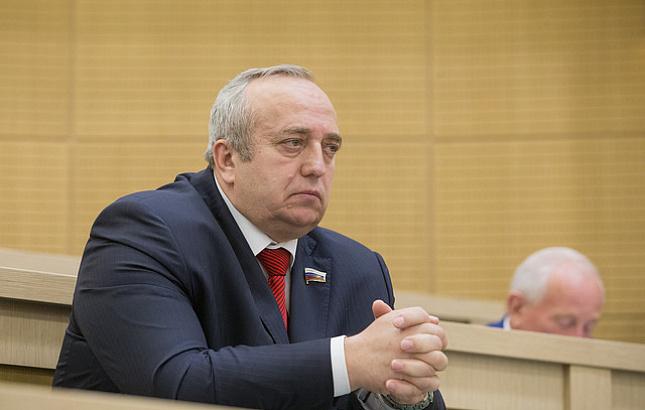 Клинцевич: Эстонские «шавки» позарились на Петербург по указке НАТО