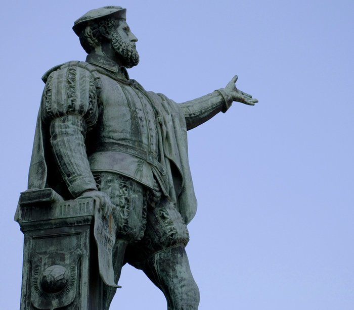 Знаете ли вы, кто совершил первое кругосветное путешествие Фердинанд Магеллан, Хуан Себастьян Элькано, кругосветное, первое, путешествие