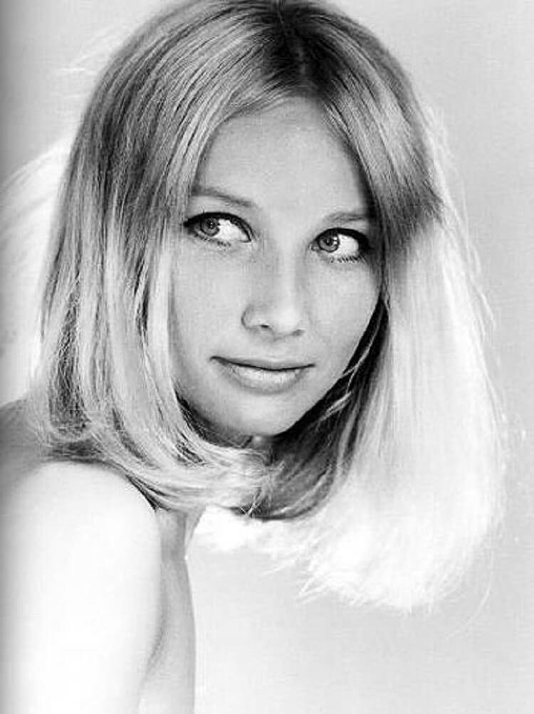 Пола Ракса.  Польские актрисы, которые считались самыми красивыми