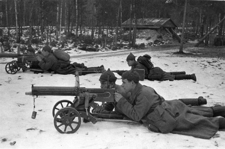 «Максим»: как пулемет менял историю России