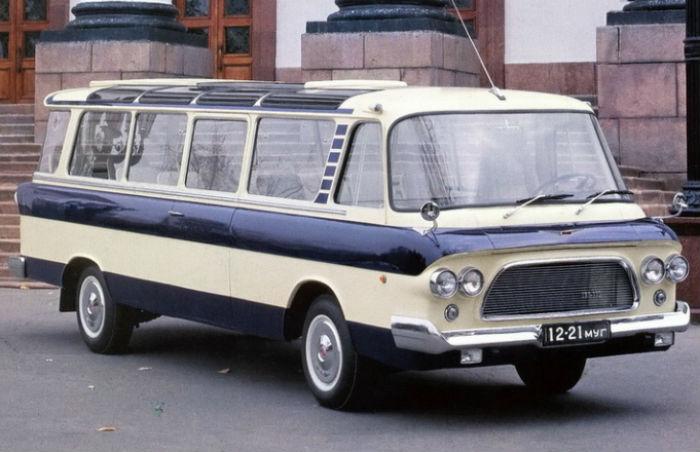 Автомобили СССР, которые никто никогда не видел