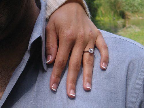 Что означают кольца на пальцах у женщин и мужчин