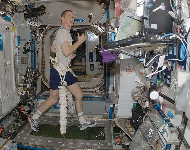 факты о путешествиях в космос