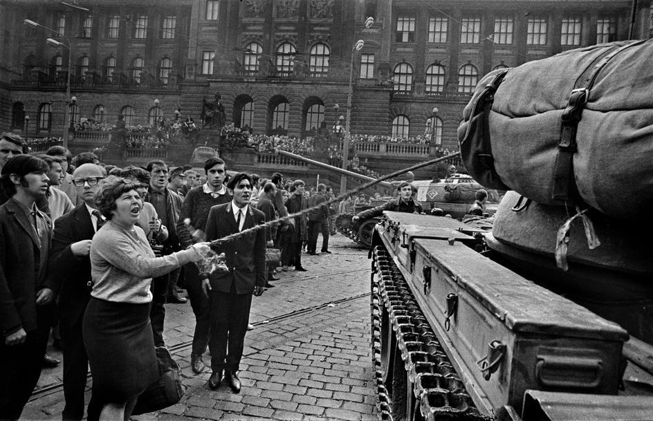 Прага-68... И снова немцы!