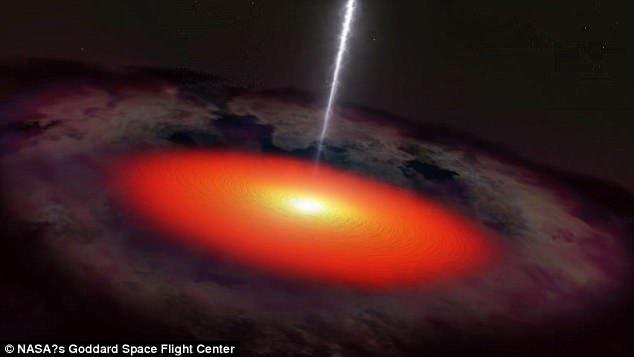 """Определено происхождение """"призрачных"""" субатомных частиц нейтрино - это событие стало ключом к решению задачи, которую астрономы разгадывали больше века. ynews, Чёрные дыры, астрономия, галактика, космос, наука, новости, ученые"""