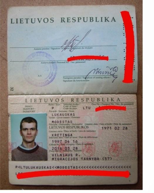 Я как гражданин Литвы приношу Русскому народу свои извинения... Из Литвы с любовью и горькой правдой