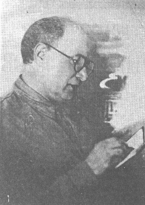 Яков Ядов - автор слов песни «Мурка».   Фото: jewishnews.com.ua.