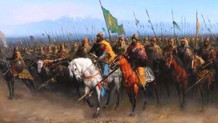 Войско Тимура (Тамерлана)