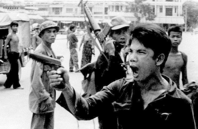 Геноцид в Камбодже война, геноцид, история