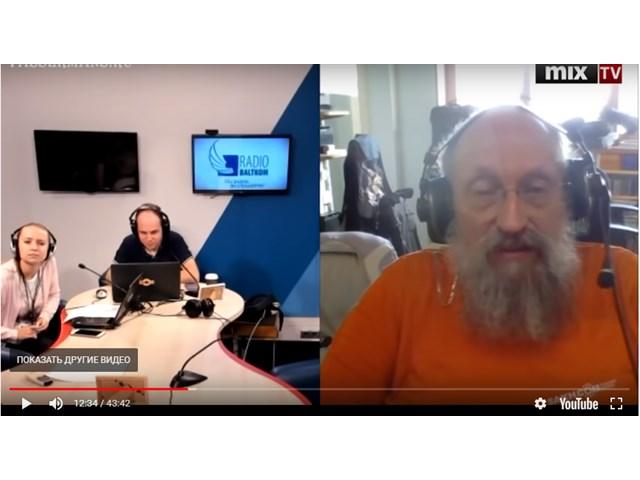 Анатолий Вассерман - Не Сталин кровавый тиран, а Хрущев
