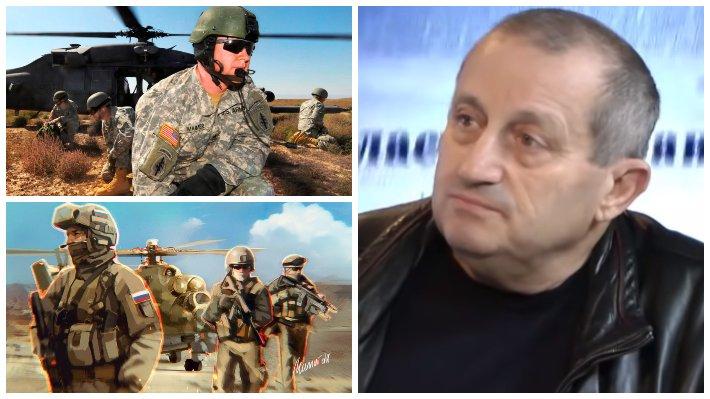 "Кедми: после ухода американцев Асад при поддержке РФ объединит Сирию / Коллаж: ФБА ""Экономика сегодня"""