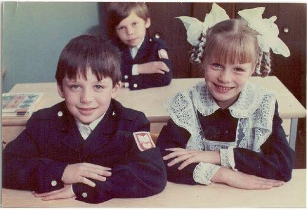 Школьная форма СССР. Советская школьная форма (фото)