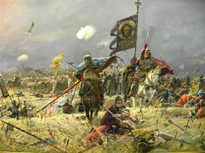 татаро-монголы на Руси