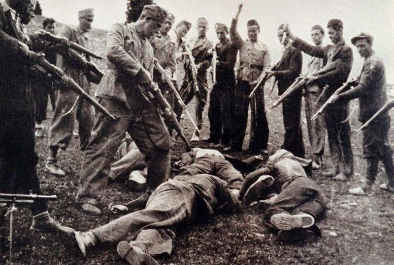 Самые ужасные и кровавые геноциды ХХ века война, геноцид, история