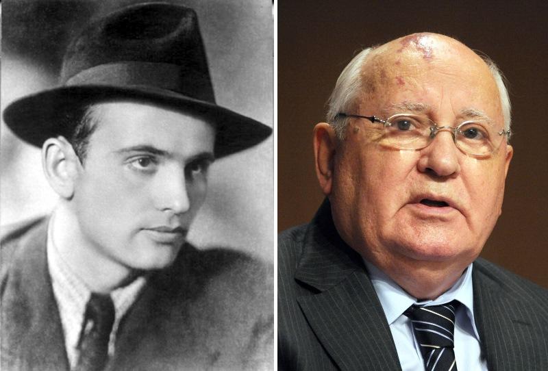 Михаил Горбачёв. Политики в молодости: вот как они выглядели (фото)