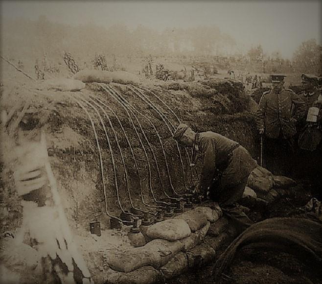 Газовая атака. «атака мертвецов», история, первая мировая война
