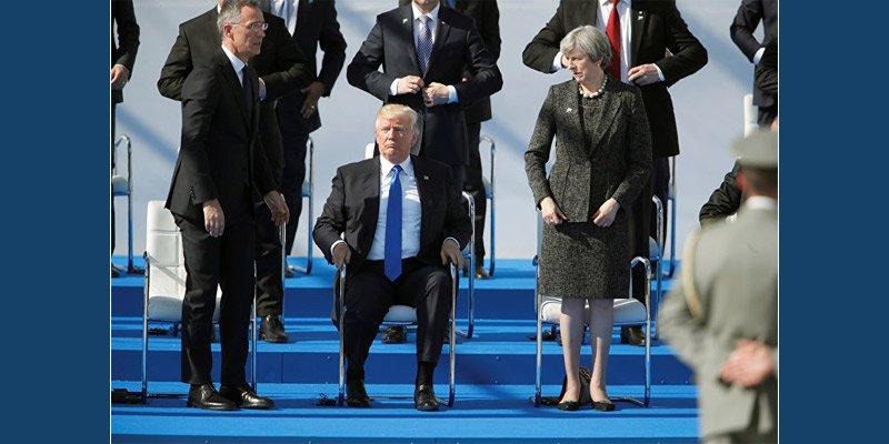 США хоронят Европу
