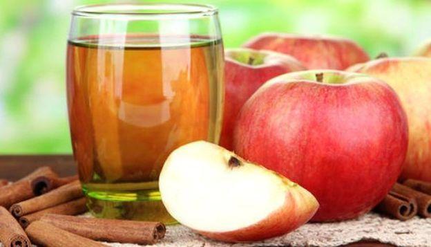 Очищение печени яблочным соком - польза