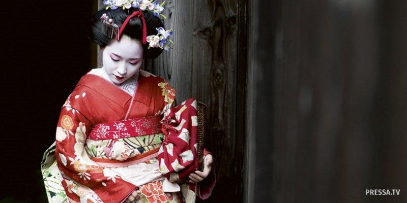 Обучение гейши было настолько строгим, что сегодня это незаконно