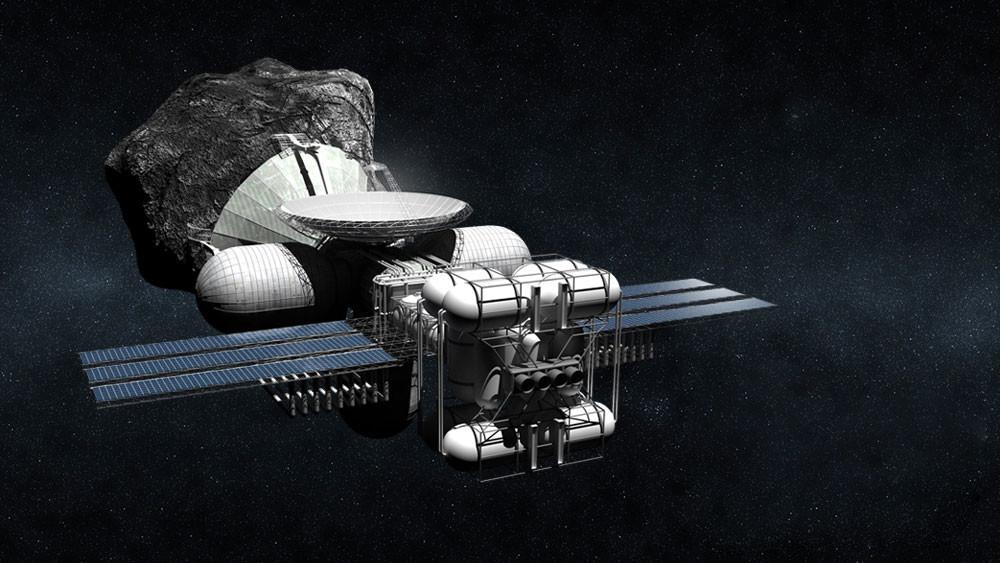 Фото © Deep Space Industries