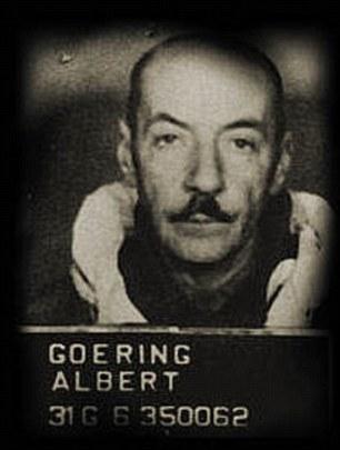 Альберт, брат Германа Геринга