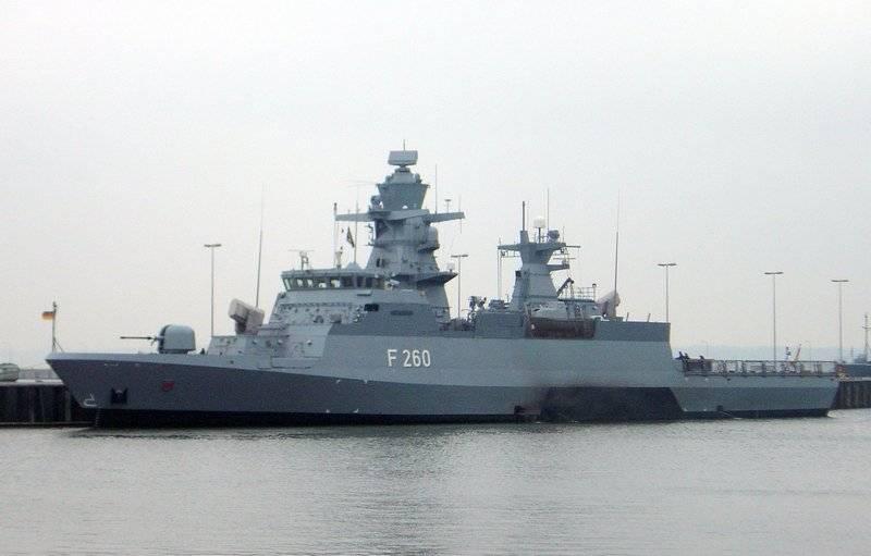 Как в 41-ом. NI раскритиковал состояние немецких ВМС