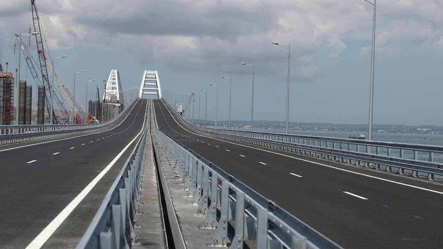 Крымский мост резко развернул украинскую пропаганду
