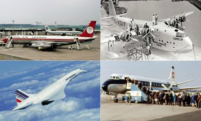 """""""50 самолетов, изменивших авиацию"""": страницы истории крылатых машин авиалайнер, авиация, интересно, исторические фото, история, книги, редкие фото, самолеты"""