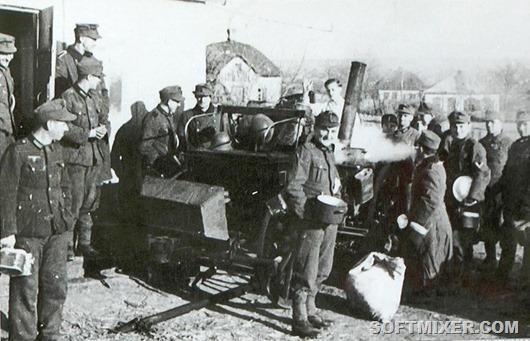 Ад Сталинграда: ужас войны в глазах немца