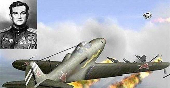 Самоуверенный немецкий ас предложил лучшему русскому лётчику воздушную дуэль...