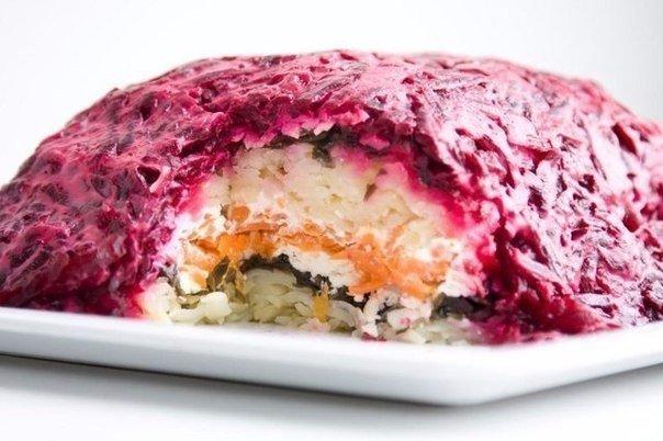 5 способов подачи блюда «Селёдка под шубой»