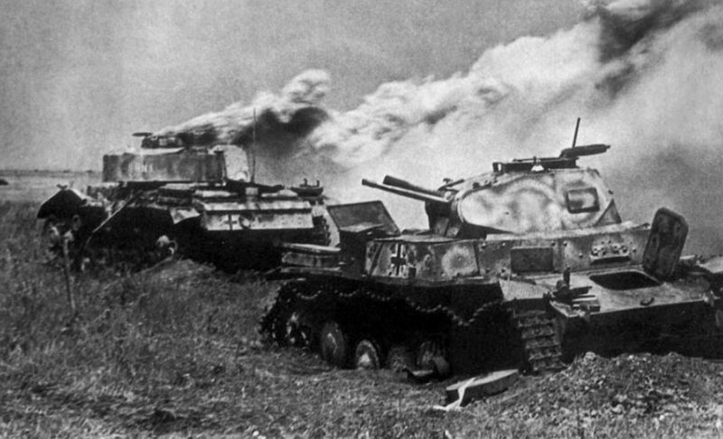 Рекорд зенитчика Дыскина СССР, война, герои, люди