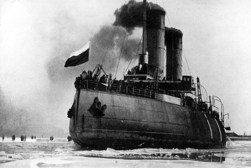 100 лет Ледовому походу Балтийского флота
