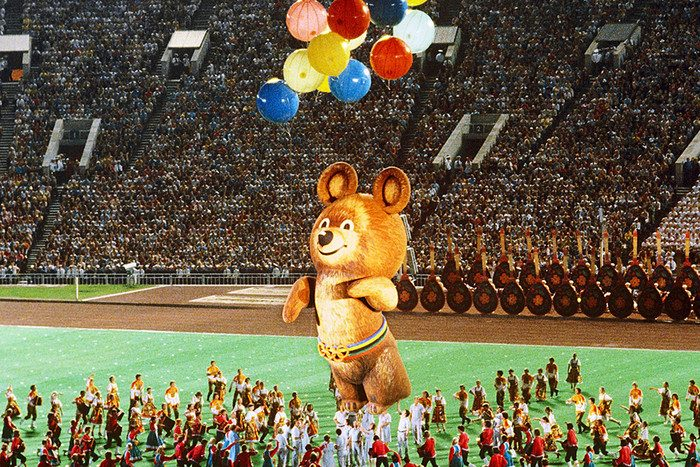 Малоизвестные факты об Олимпиаде-80