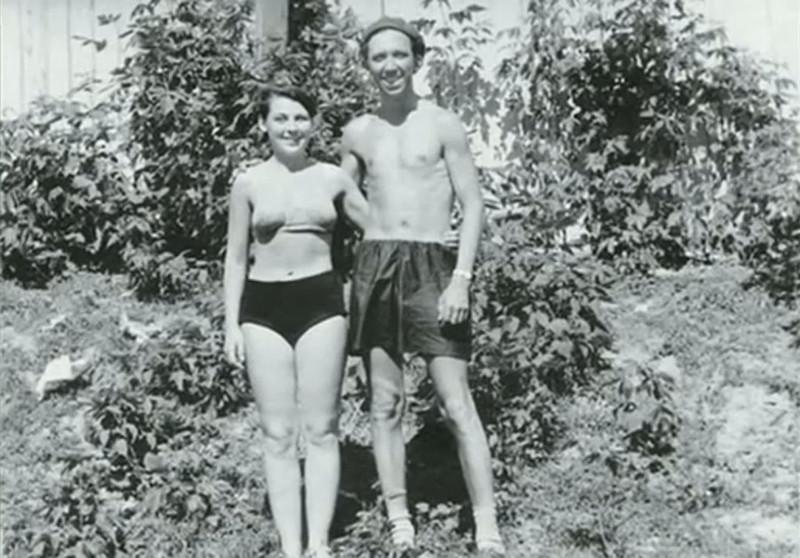 Юрий Никулин с супругой в Уфе архив, картинки, фото