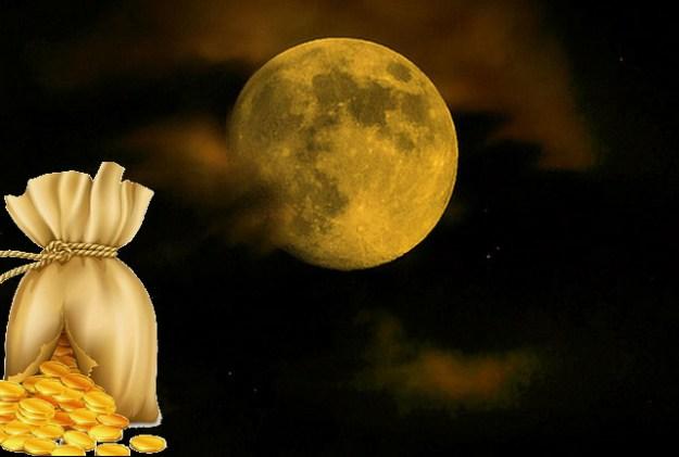 Лунный денежный календарь 2017 на декабрь