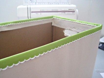 Декоративные коробки для дома 6