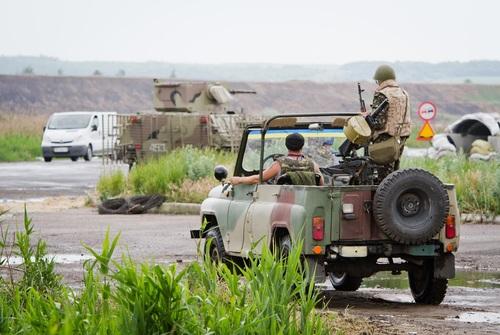 ВСУ понесли новые потери в ходе провалившейся вылазки разведгруппы под Горловкой