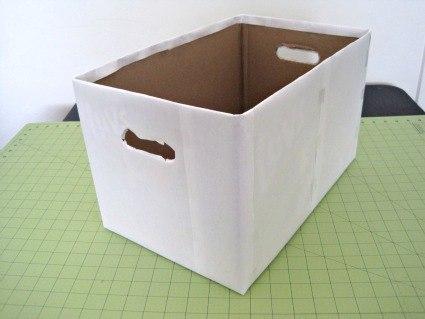 Декоративные коробки для дома 2