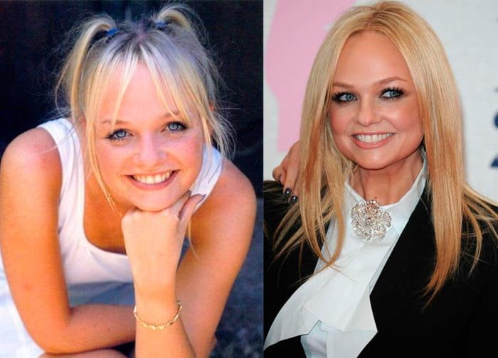 Эмма Ли Бантон тогда и сейчас | Фото: peopletalk.ru
