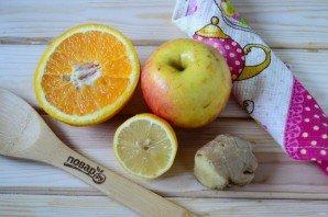 Варенье из имбиря и апельсинов - фото шаг 1