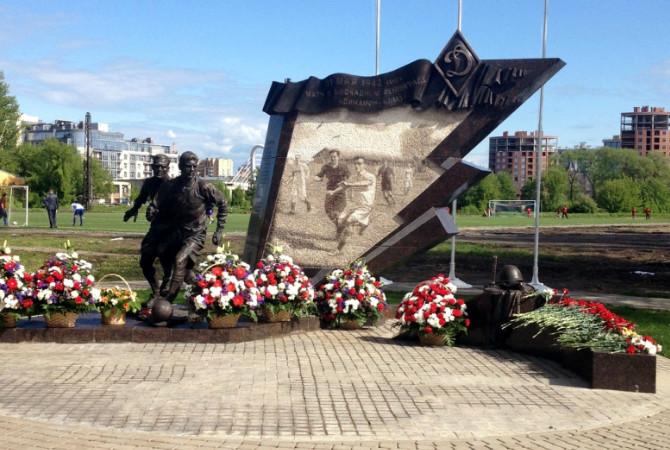 «Матч жизни» в блокадном Ленинграде блокадный Ленинград, вов, история, футбол