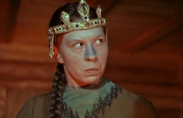 Вера Ивлева в *Сказке о царе Салтане*, 1966 | Фото: kino-teatr.ru
