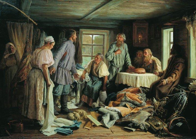 Снохачество на Руси: как это было Крестьяни, история, факты