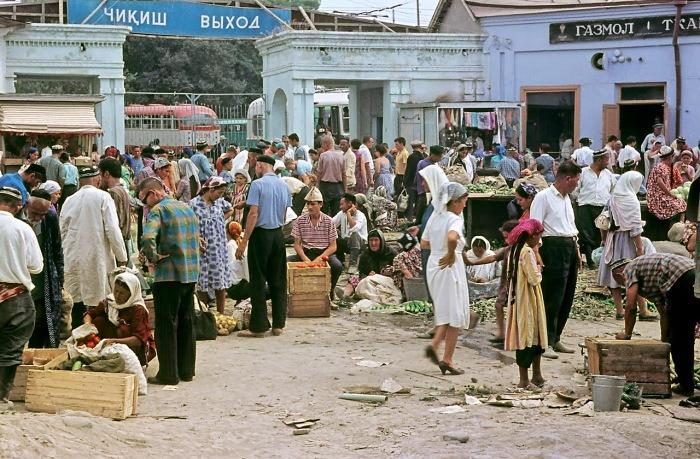 Грузинский рынок./Фото: bagira.guru