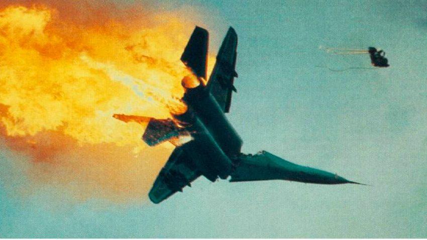 Как невнимательно прочитанная шифровка привела к катастрофе самолёта