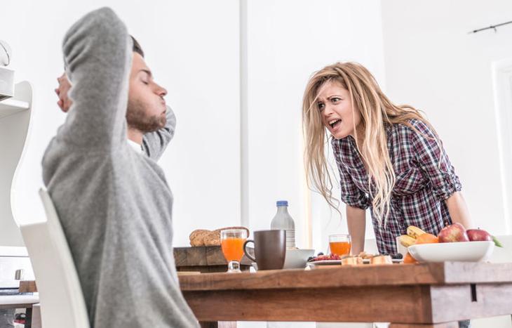 О чем не стоит говорить с мужчиной: : темы-табу, которые не нужно поднимать женщинам