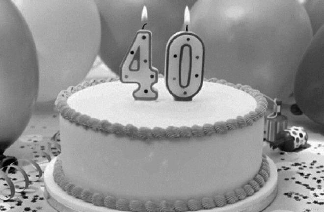 40 лет - почему не принято отмечать? История этого суеверия