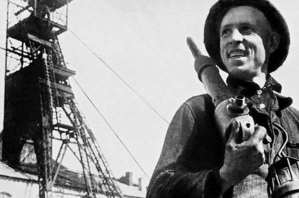 Алексей Стаханов. Герой и символ советской эпохи